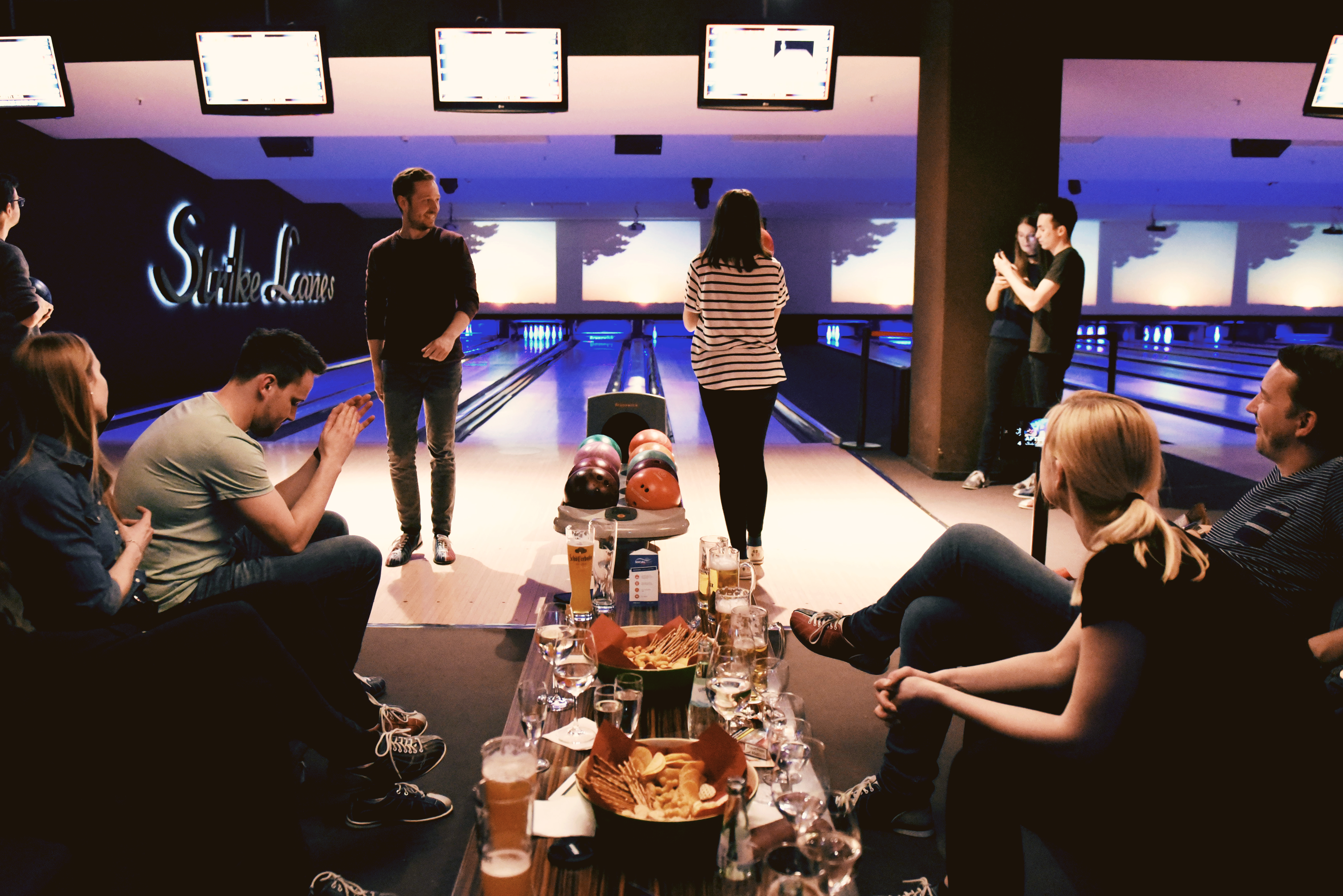 KW-Afterwork: Bowling